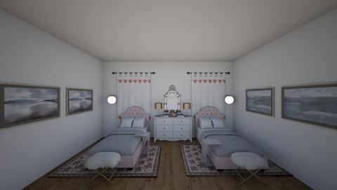 girls room - by ARIVERA1