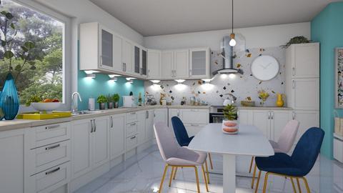 M_ Kitchen - Kitchen - by milyca8