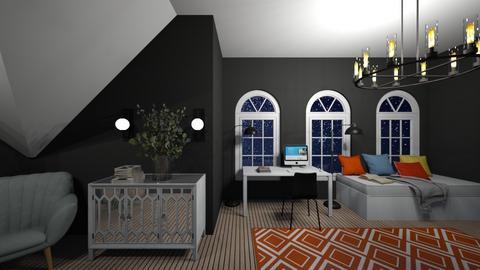 Bauhaus study - Office  - by anza_sanga