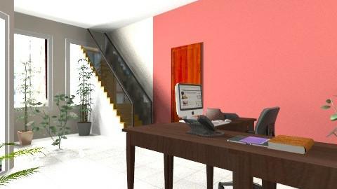 My Office - Minimal - Office  - by shelbyboyko