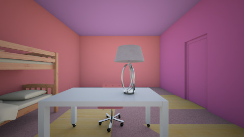 happy pink - Classic - Kids room  - by rayaney