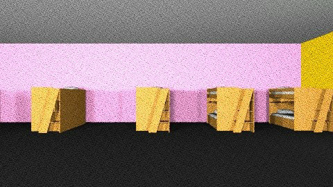 Girls Room  - Retro - Bedroom  - by _MsRissa