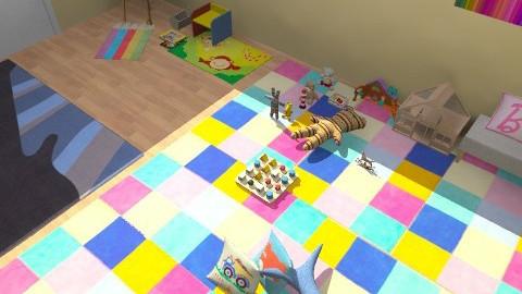 preschool room - Modern - Kids room - by feastudpreschool