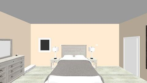 my bedroom - Classic - Bedroom  - by NataliaRoomstyler