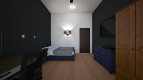 Owels Bedroom 2 - Modern - Bedroom  - by DnshDubs