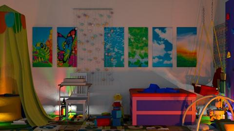 Kids room - Modern - Kids room  - by MB2006