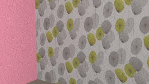 ruby - Retro - Bedroom  - by mia lily