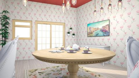 wee - Living room  - by Liyah_101
