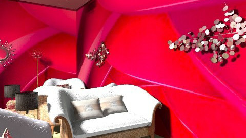 Diamond Lounge - Glamour - Living room - by dancer100