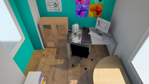 Designnn - Modern - Office  - by aste44