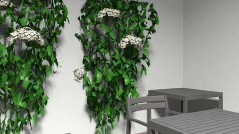 Henderson - Glamour - Garden  - by Bradkarsh
