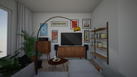 Roland58 - Living room  - by TDB Nieruchomosci