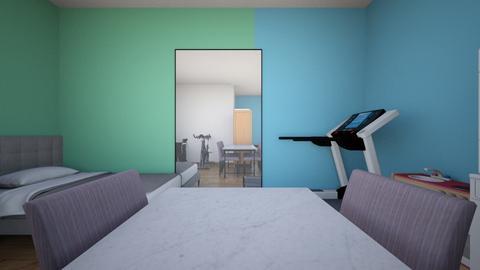 Casa - Living room  - by AlexLC25