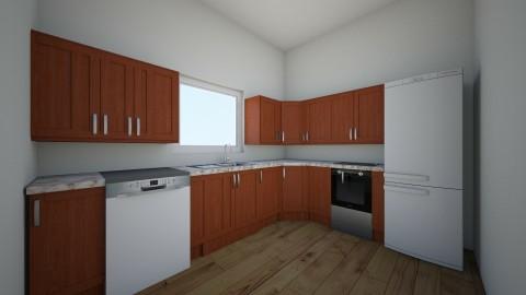 Crystal Design 1 - Kitchen - by ApartmentNew