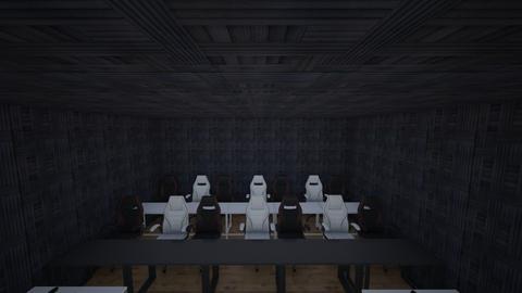 Futuristic Classroom  - by rkk002