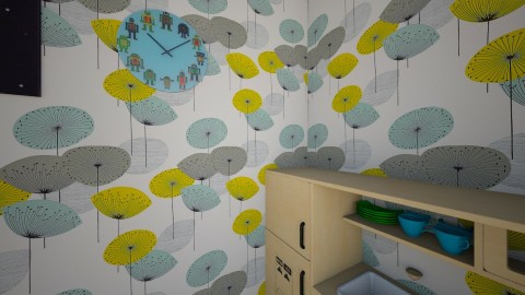 My best roo  - Modern - Kids room  - by JAIDA ZEIGLER