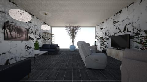 Tanner Satter B3 - Living room  - by CCMS