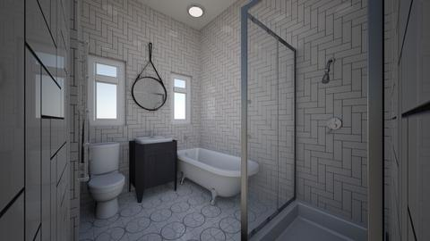 Broom - Bathroom  - by Matthew James Woods