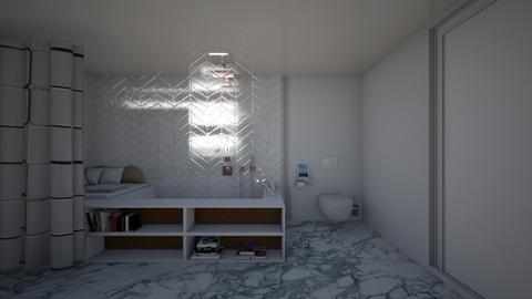jln - Bathroom  - by Jewleighuh