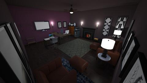 School Room_Victoria - Office  - by Rsvo64