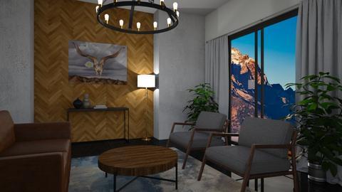 OK living room - Living room  - by dorota_k