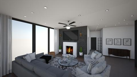 Living Room 1 - Living room  - by Hailey1302