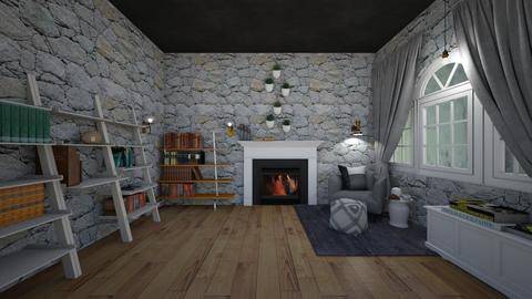 reading room - by mmmocatta23