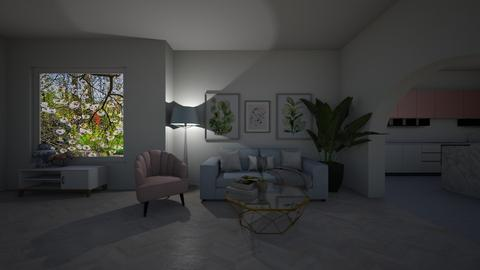 Blurry living room - Living room  - by Idkwhy