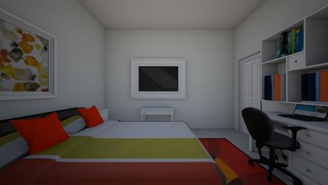The Fendersons home - Glamour - Bedroom  - by Littlestars