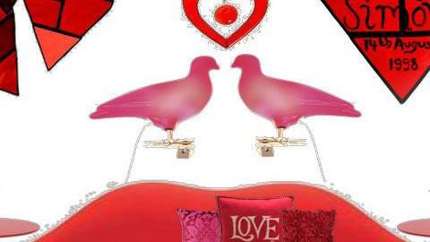 valentine - by amyamy