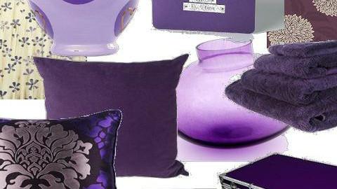 purple pieces - by littlebean