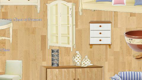 Nordic & Gustavian Room - by Period House