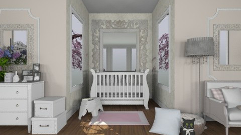 Dream Nursery - Classic - Kids room  - by Cara_Nicole