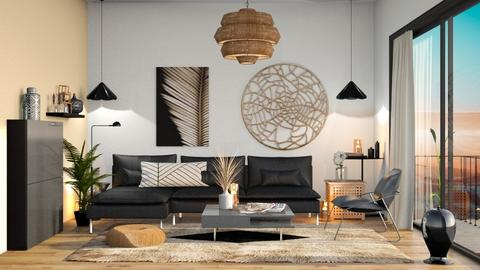 FRIDA LIVINGROOM - Living room - by zarky