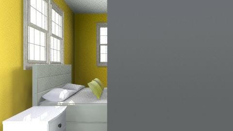 main pondok2 - Retro - Bedroom  - by zalehasiah ahmad