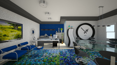 Villa01 - Eclectic - Office  - by Ida Dzanovic