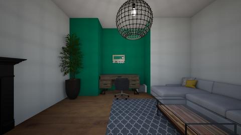 ja - Office  - by piennnn