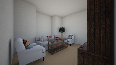 Alissa future living room - Modern - Living room  - by Alissa669