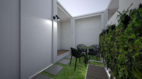 disneouno - Modern - Garden - by paola espinosa alvarez