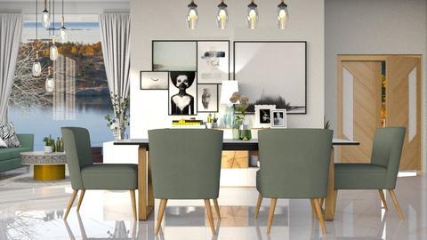 dining - Dining room  - by soralobo