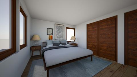 Bedroom Ali - Minimal - Bedroom  - by Alihernandez123