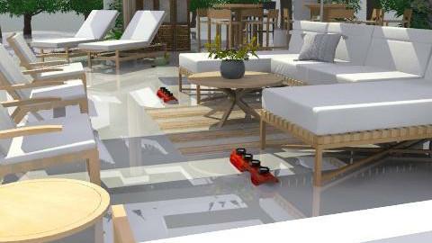 Rusa Outdoor - 2 - Modern - Garden  - by itsmyung