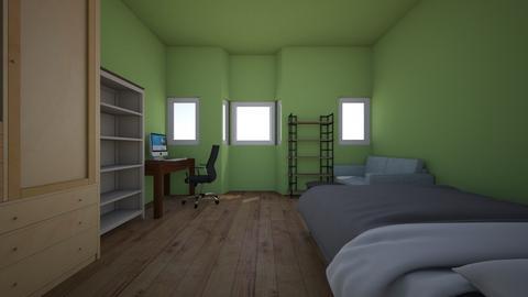 my room - Bedroom  - by fanren594