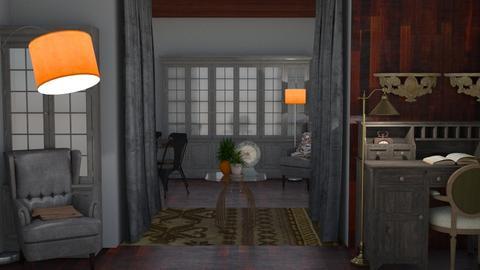 Classy Home - Modern - Office  - by XiraFizade