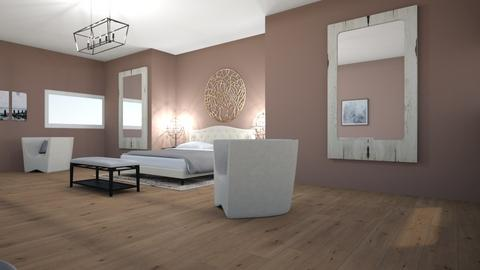 PHS Project - Bedroom  - by Taylor12190