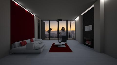 1352 Miller Dr - Modern - Living room  - by sfurkan