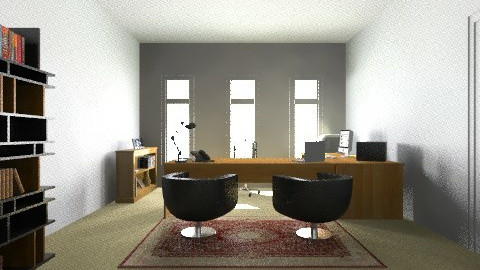 RICO STUDIOS - Vintage - Office  - by ricardo_cordeiro