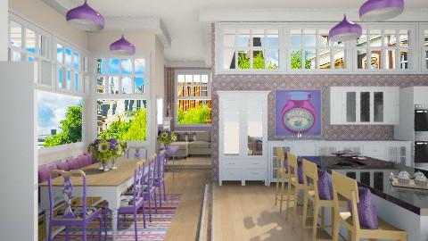 BP Kitchen - by crosette