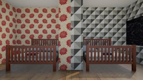 Two room - Bedroom - by langerreka