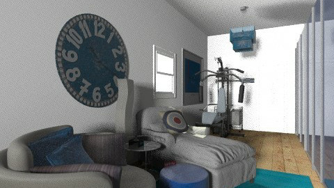 A n A Batchelors Pad - Bedroom - by sumz78